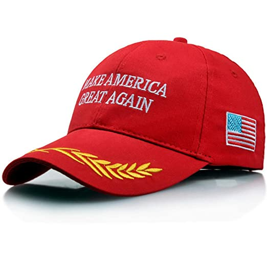 e775811ddcb517 Image Unavailable. Image not available for. Color  GLBUY Classic Donald Trump  Baseball Cap ...