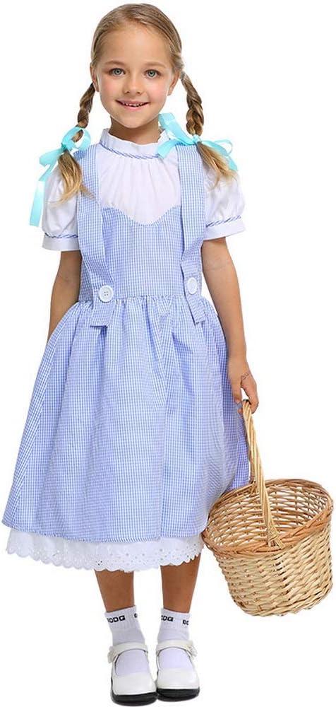 VNIUBI Childrens Blue Alicia en el país de Las Maravillas Lolita ...