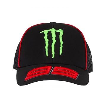 Jorge Lorenzo 99 Moto GP Monster Energy Trucker Baseball Gorra Oficial 2018