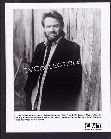 Amazon com: 8x10 Photo~ CMT Showcase Artist ~Lee Roy Parnell