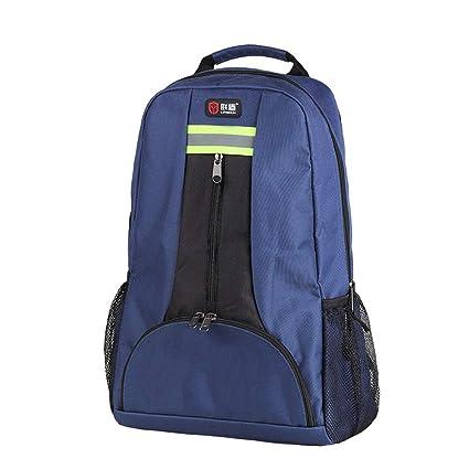 Herramienta mochila de trabajo resistente Bolsa de herramientas con cinturón de nylon ajustable de alta resistencia