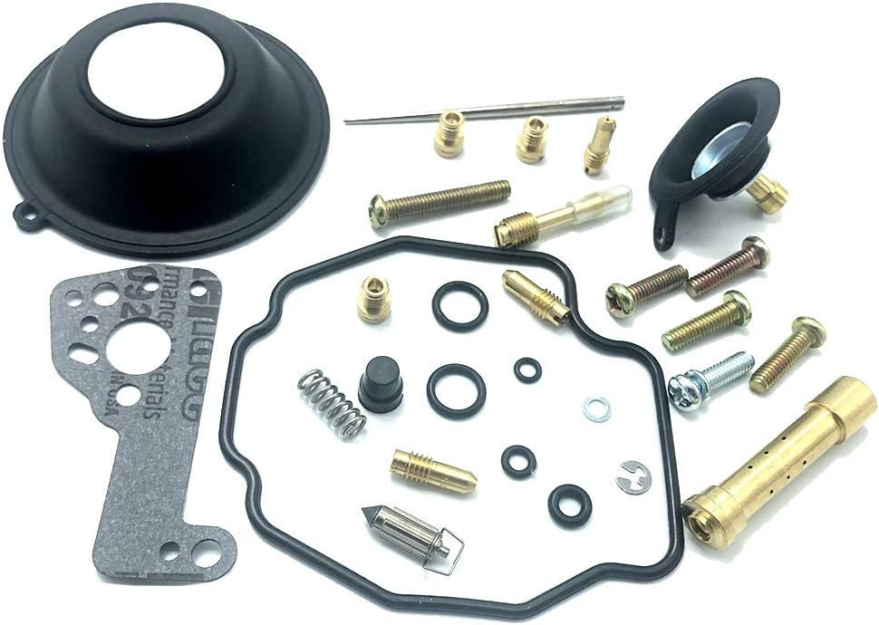 comme la Photo Free Size xiegons0 Carburateur R/éparation Kit M/étal Moto Outil Carburateur Diaphragme Joint Kit R/éparation R/énovation pour Yamaha V-Max 1200 // Vmx 12