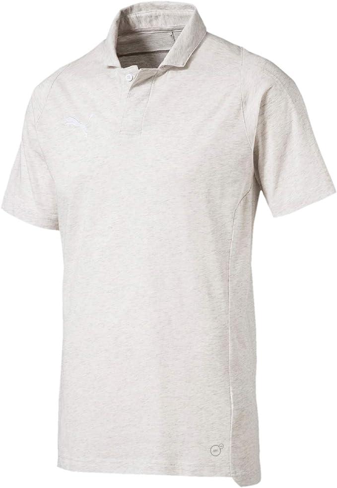 PUMA Final Casuals Polo - Camiseta Polo Hombre: Amazon.es ...