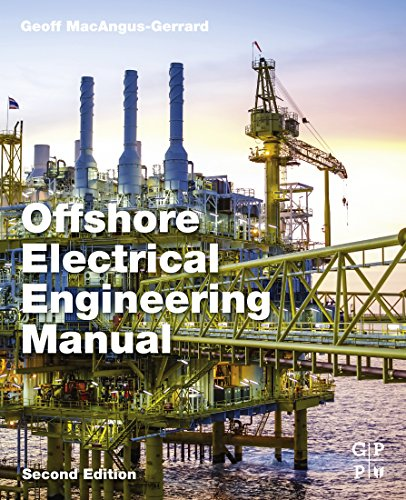 Offshore Electrical Engineering Manual (Hydraulic Drilling Machine)