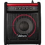 ddrum DDA50 50W Electronic Percussion Amp, Black