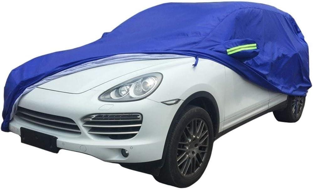Funda para Coche Cubierta del Coche Compatible con BMW 218d Active Tourer luxury Exterior Impermeable Respirable Resistente al Sol//Polvo//Viento//Lluvia//Nieve//Rasgu/ño Car cover