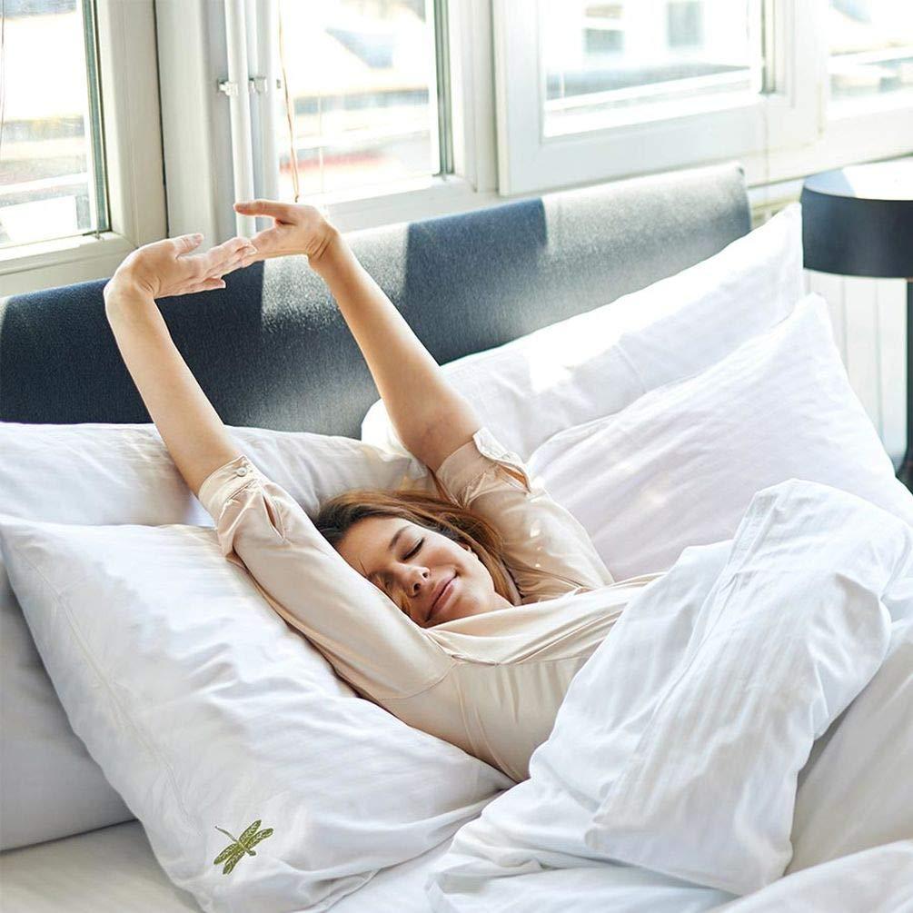 Dreampad Sleep Technology Music Pillow, Medium Support smart pillows Smart Pillows – the best sleep pillows on the market 61HpO6i3dKL