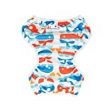 ALVABABY Swim Diapers Large Size 2pcs Pack One Size