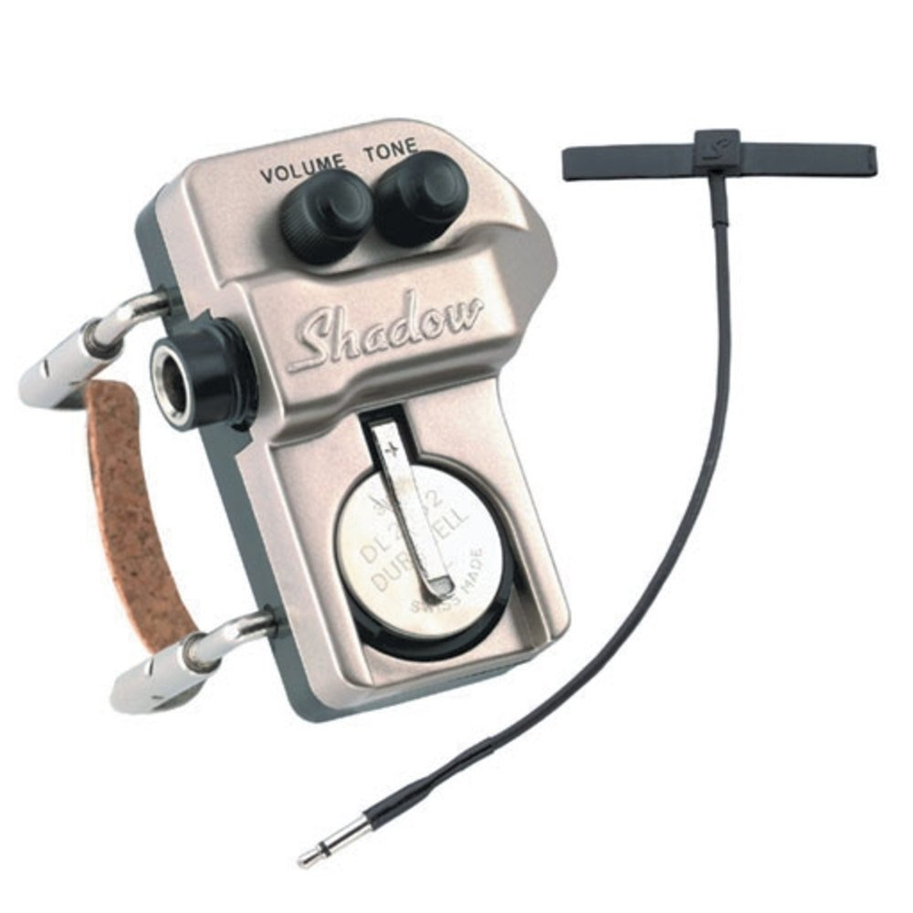 Shadow Electronics SH-945 Nanoflex Pickup with Preamp for Violin
