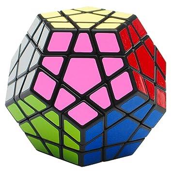 Hedendaags megaminx dodekaeder Magic Cube bijzondere speelgoed: Amazon.de CH-12