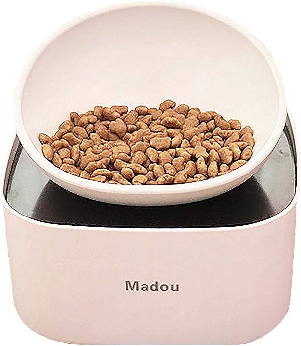 Top 10 Raised Dog Bowl With Food Storage