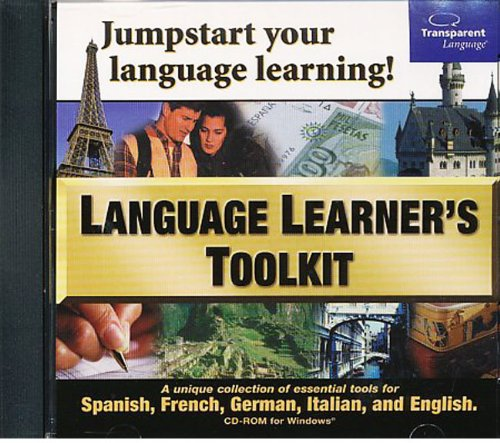 Language Learner's Toolkit CD-ROM For Windows Case Pack 50 ()
