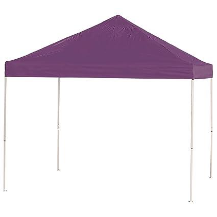 Image Unavailable  sc 1 st  Amazon.com & Amazon.com : Open Top Pro Pop-up Canopy 12 X 12 Ft ( Purple ) with ...