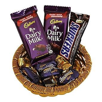 Chocolate Basket Gift Pack 5018