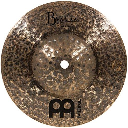 Meinl Cymbals B8DAS Byzance 8-Inch Dark Splash (VIDEO)