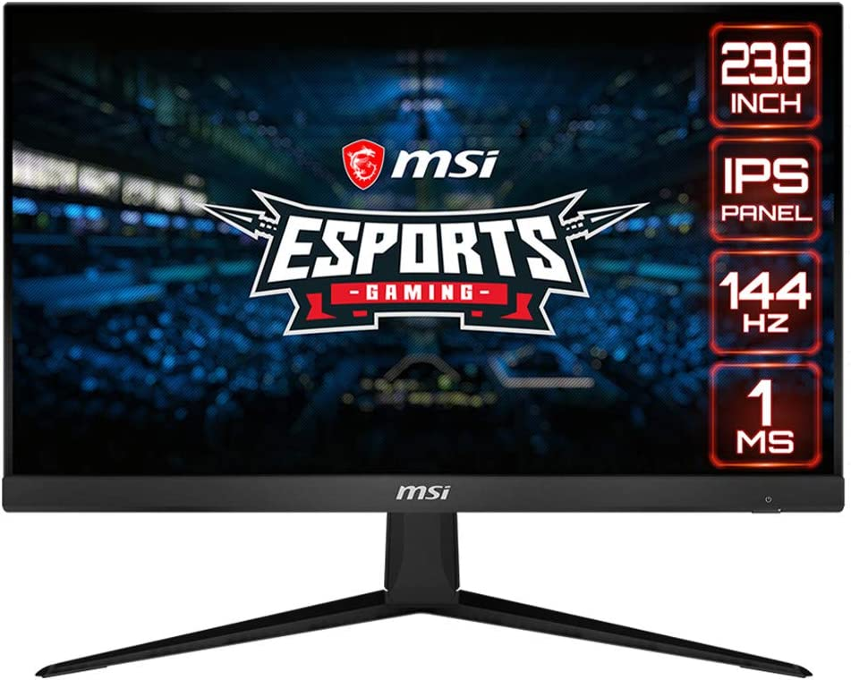 Monitor pc gaming msi optix g241 monitor gaming 24