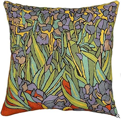 Amazon.com: Irises inspirado Van Gogh, para el hogar o la ...