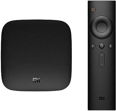 Amazon.com: Original Xiaomi Mi Box - 4K Ultra HDR TV Streaming ...