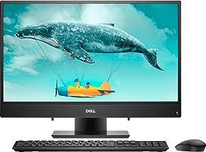"Dell Inspiron 24 3475 AIO - 23.8"" Touch - AMD A9-9425 - Radeon R5-8GB - 256GB SSD - Black"