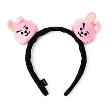 Girl's Hair Accessories 1 Piece Kpop Bts Bt21 Lovely Cartoon Animal Elastic Hair Bands For Girls Lady Ponytail Rubber Band Hair Ties Rope Accessories Apparel Accessories