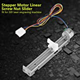 DC 12V Drive Stepper Motor Screw with Linear Nut