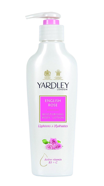 Yardley English Rose Moisturising Body Lotion, 400ml