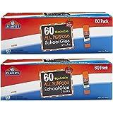 Elmers All Purpose School Glue Sticks , (#), (120 Glue Sticks), Washable