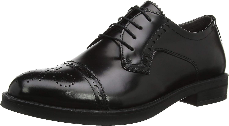 Stonefly Class II 1 Brush Off, Zapatos de Cordones Brogue para Hombre