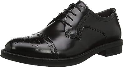 TALLA 40 EU. Stonefly Class II 1 Brush Off, Zapatos de Cordones Brogue para Hombre