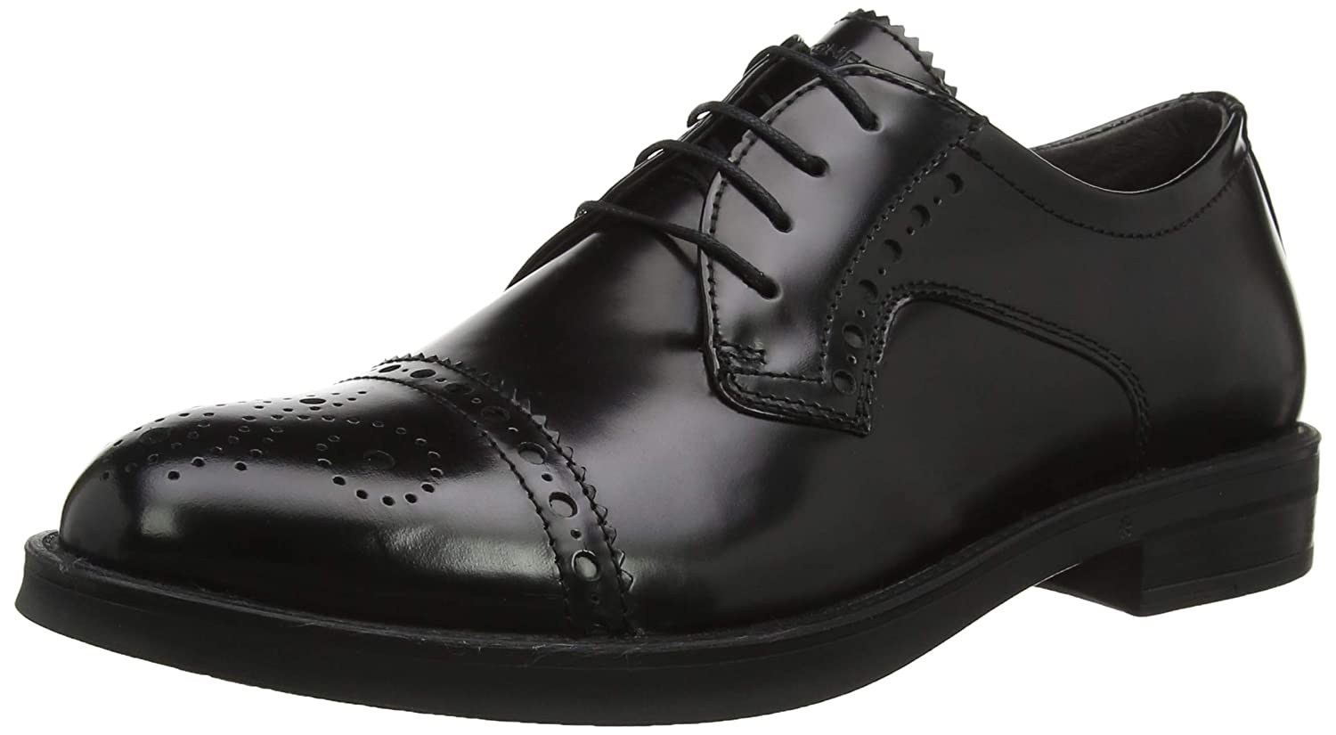TALLA 42.5 EU. Stonefly Class II 1 Brush Off, Zapatos de Cordones Brogue para Hombre