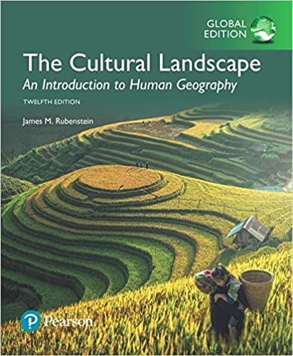 The Cultural Landscape An Introduction To Human