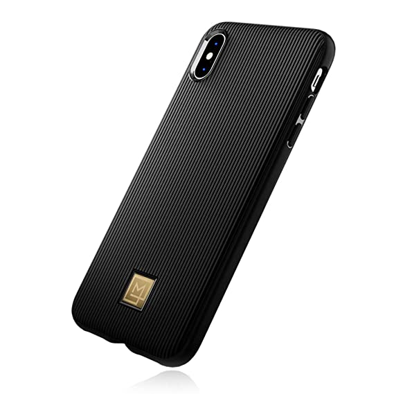 Cyrill Ciel La Manon Classy Designed For Apple Iphone Xs Black