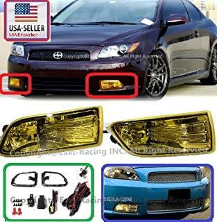 61HpadTAJDL._AC_UL320_SR312320_ amazon com new pair winjet scion tc bumper fog lights set 2005 Fog Light Wiring Harness Kit at n-0.co