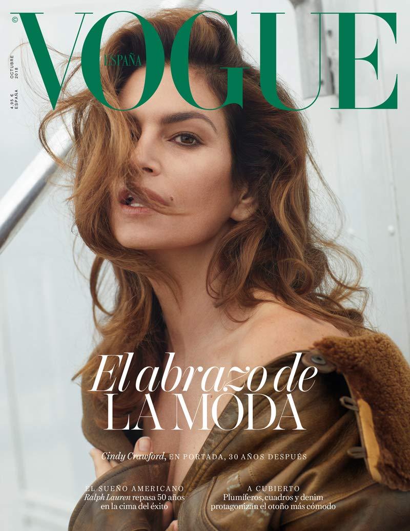 Vogue España. Octubre 2018 - Número 367: Amazon.es: Vv.Aa, Vv.Aa ...