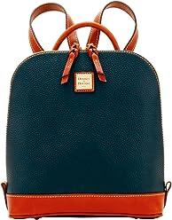 Dooney & Bourke Pebble Grain Zip Pod Backpack