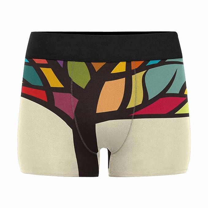 XS-3XL INTERESTPRINT Mens Boxer Briefs Underwear