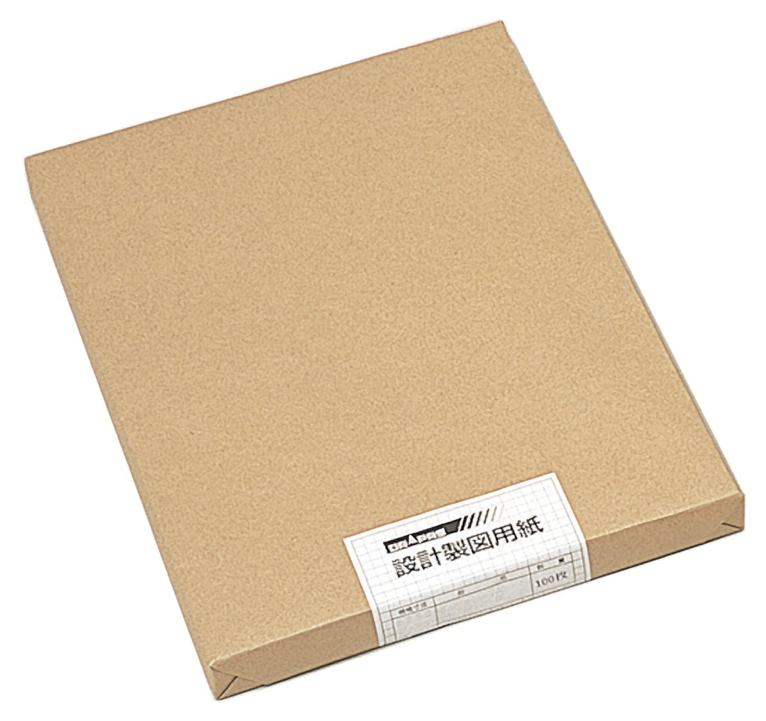 Dorapasu white Kent paper A1 # 200 100 pieces 85201