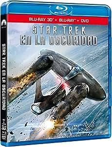 Star Trek: En La Oscuridad - Superset (DVD + BD + BD 3D) [Blu-ray]