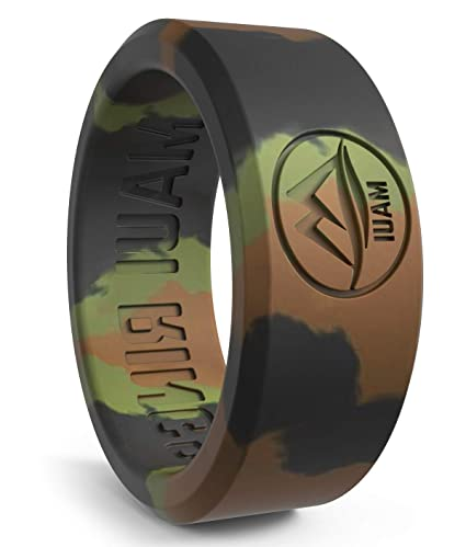 Best Silicone Wedding Ring.Maui Rings Best Silicone Wedding Ring Solid Style Engagement Rings Silicone Band For Men Wedding Rubber Bands Mens Ring Men Wedding Band Safe Ring For