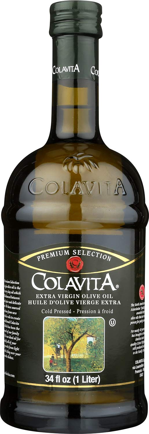 Colavita Extra Virgin Olive Oil, 34 Fl Oz (Pack of 1) by Colavita