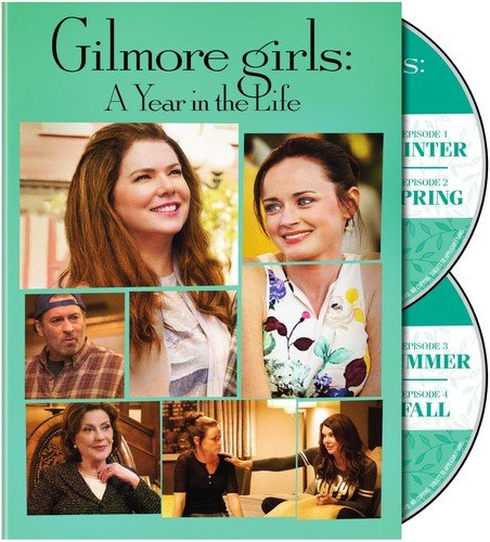 Gilmore Girls: A Year In The Life: The Complete First Season (A Year In The Life Mini Series)