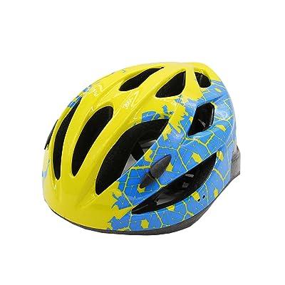 Équitation Casque Adulte Vélo Casque Léger équipement De Protection,Yellow