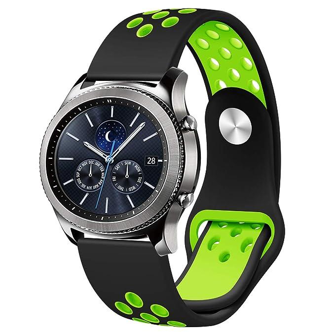 Samsung Gear S3 Frontier/Classic - Correa para reloj de ...