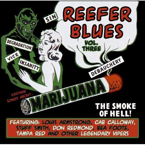 Reefer Blues Vintage Songs Marijuana