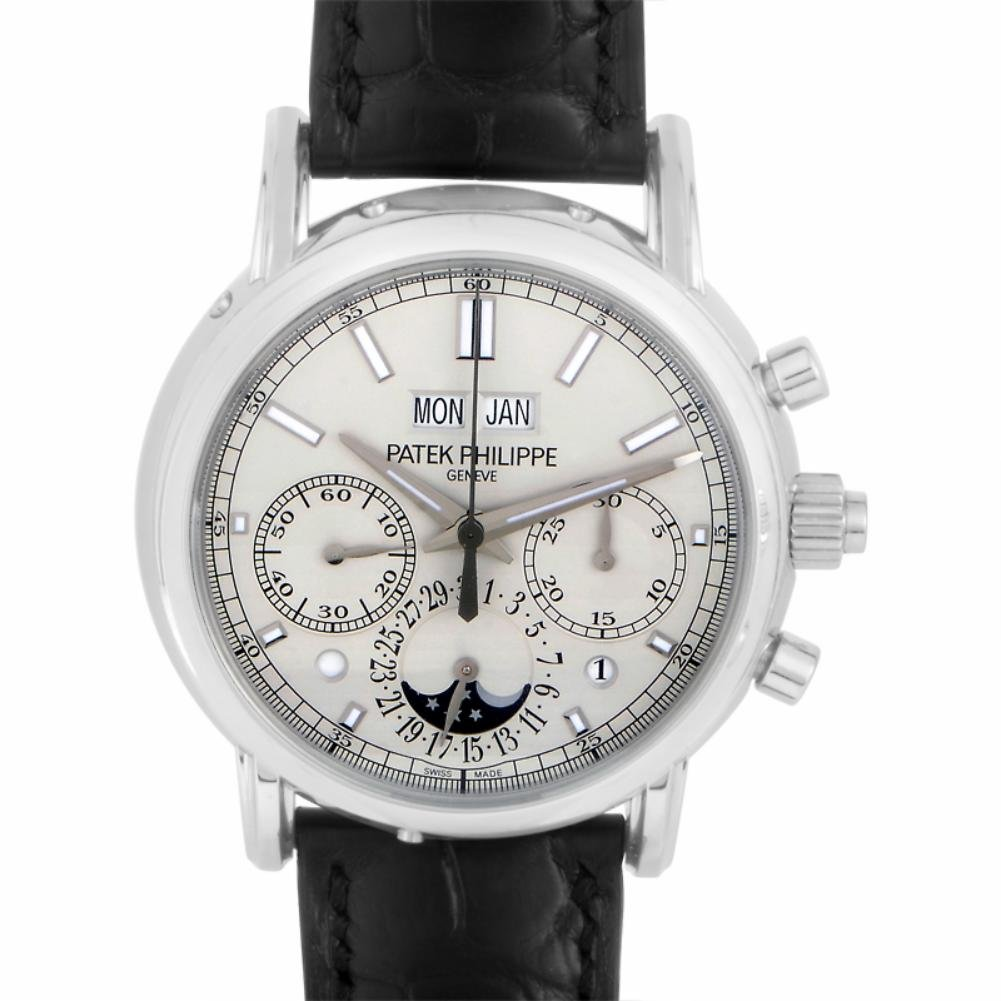 | Patek Philippe Grand Complications / 175 anniversary (Mens) mechanical-hand-wind mens Watch (Certified Pre-owned)