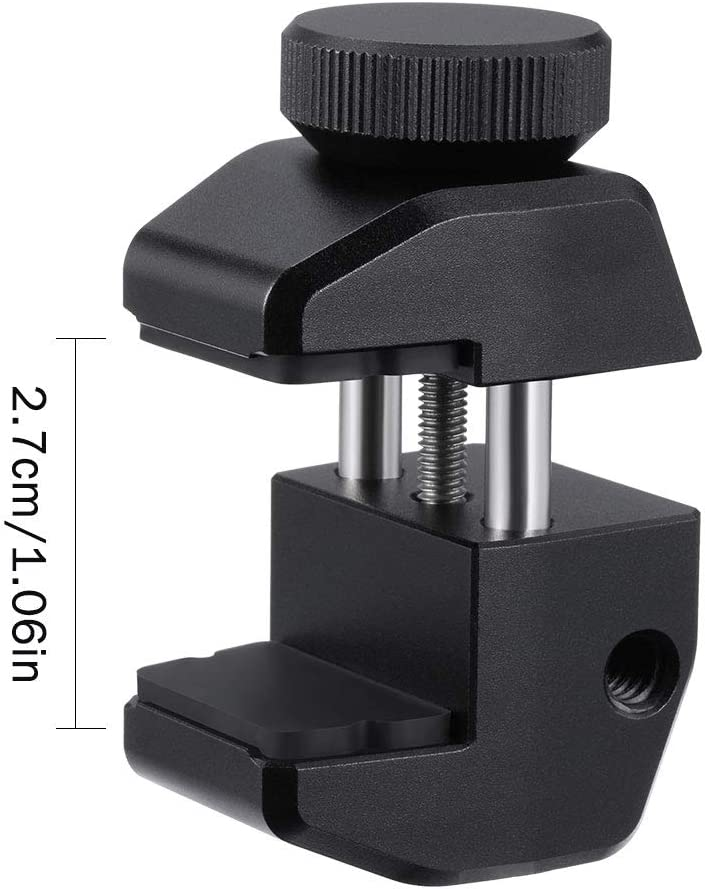 UURig R025 Counterweight to Quickly Balance Gimbal Stabilizer with Camera Lens Arca-Swiss /& Fotopro Mount Universal for DJI Ronin S//Ronin-SC
