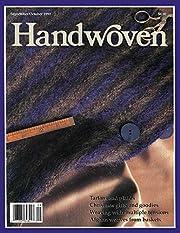 Handwoven (Magazine) September October 1990…