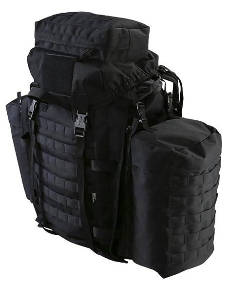 Zip Zap Zooom Tactical Assault Pack 90L mochila Camping mochila ...
