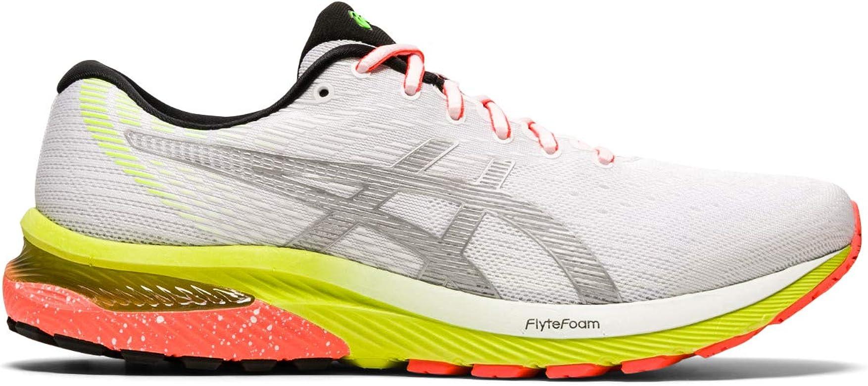 ASICS Gel-Cumulus 22 Lite-Show, Zapatillas de Running para Hombre, Weiß Grau, 48 EU: Amazon.es: Zapatos y complementos