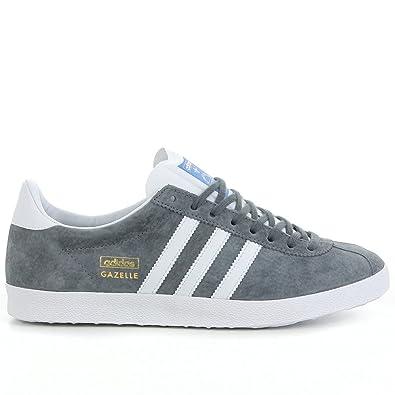 adidas - Gazelle OG - g51304-42 2/3-9 - Gris Baskets